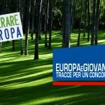 """Concorso """"Giovani&Europa"""" 2016: Un diluvio di dati"""